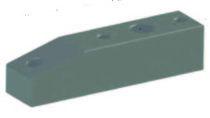 Spannarm 6010-6  (pneumatische spanner zubehoer)