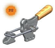 Verschlussspanner 312 mit senkrechtem Fuß (Buegelspanner)